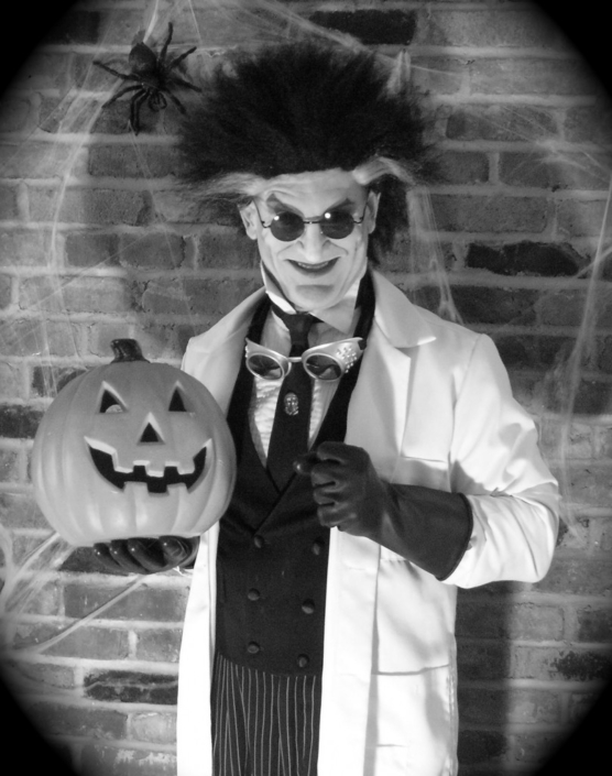 Halloween Dr Diabolical