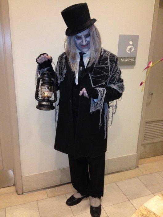 Halloween Mordecai Ghouls