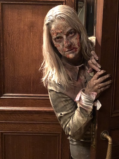 Zombie Night of the Living Dead character