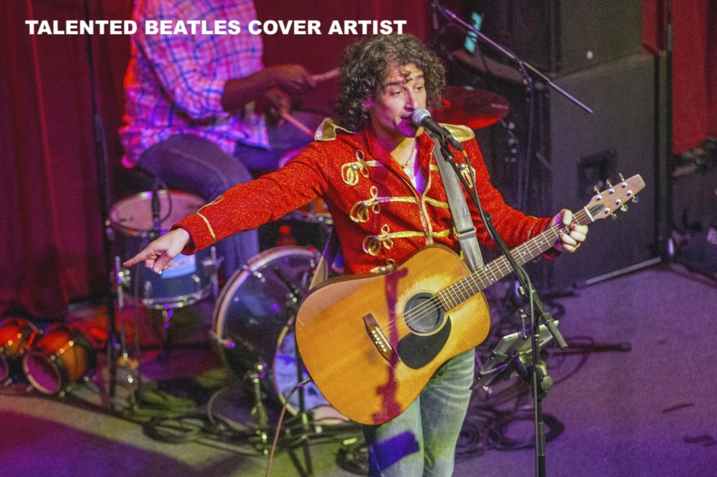 Beatles cover band corporate events
