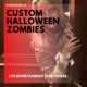 Custom characters for live events halloween