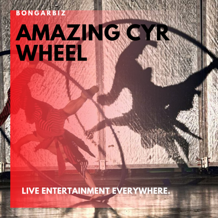 Giant Wheel LED or Fire events