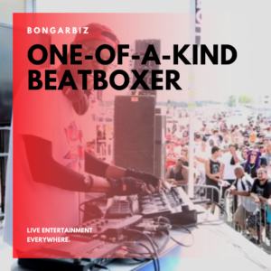 Beatboxer corporate events