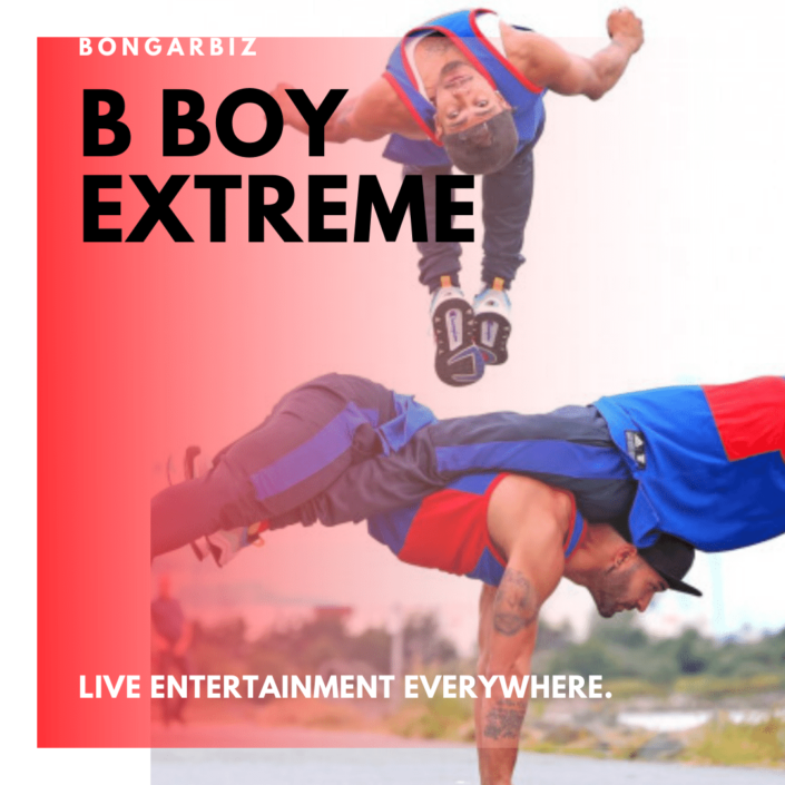 Extreme Breakdancing and Hip Hop dance team