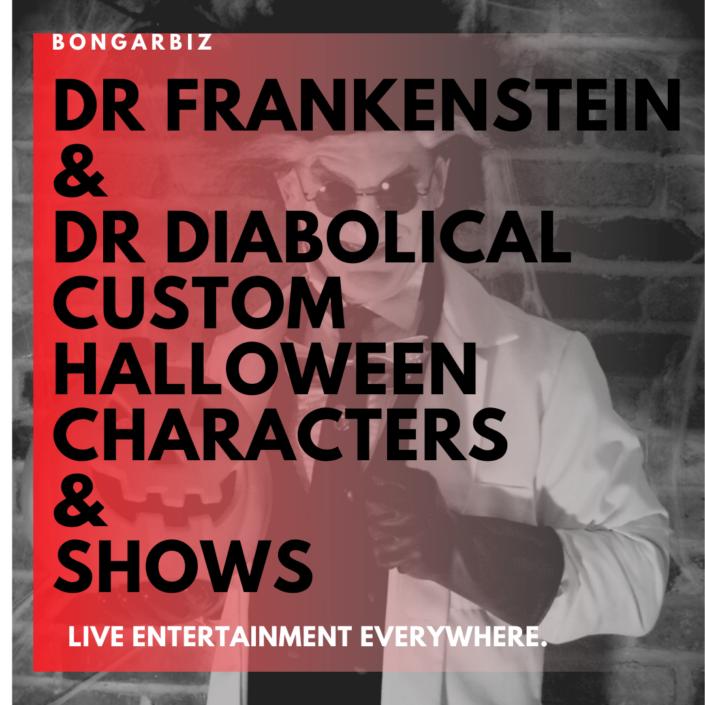 frankenstein costume character events