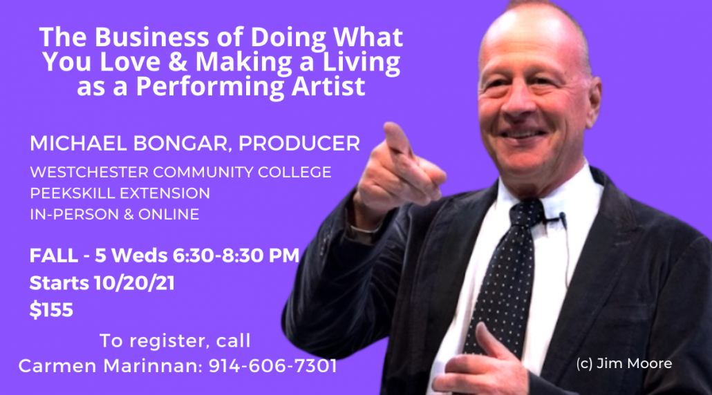 Performing Artist business course